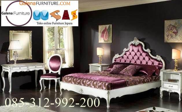set kamar mewah italian luxury klasik