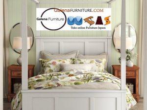jual tempat tidur kelambu depok