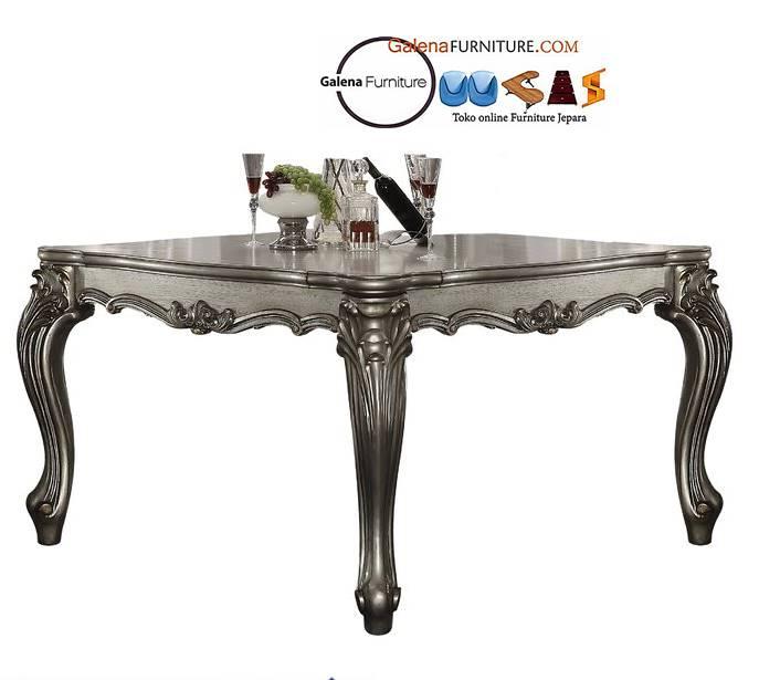 set meja makan 6 kursi mewah semarang