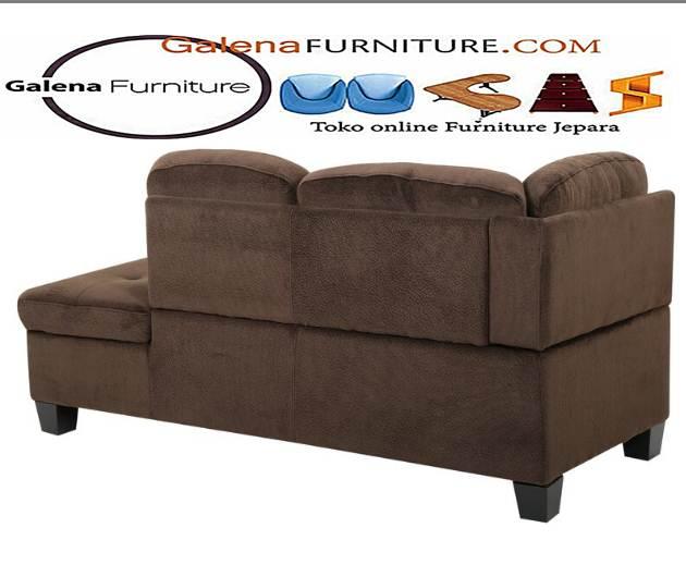 Jual Kursi Sofa Sudut Mewah di Jogja Minimalis