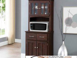 lemari dapur jati minimalsi