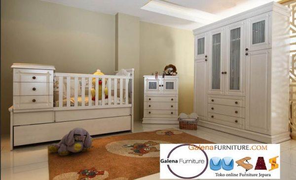 Jual Set Tempat Tidur Bayi di Tangerang
