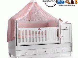 tempat tidur bayi kelambu di surabya