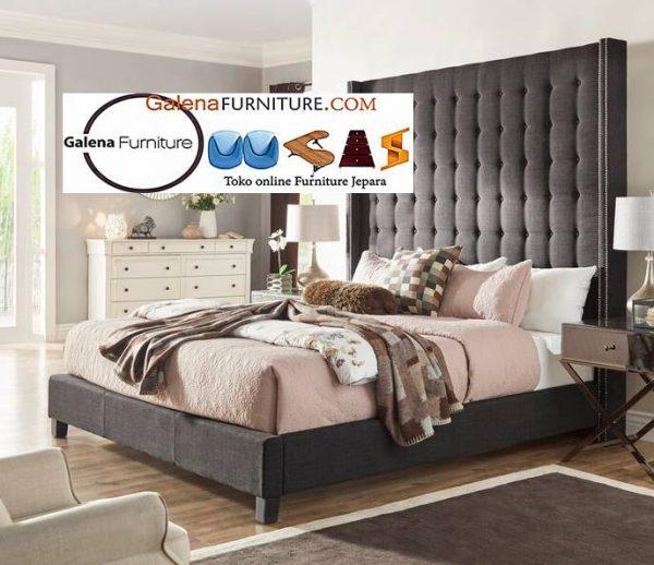 tempat tidur minimalis Semarang mewah