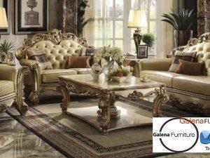 Kursi Sofa Tamu Palembang Mewah Ukiran Jepara