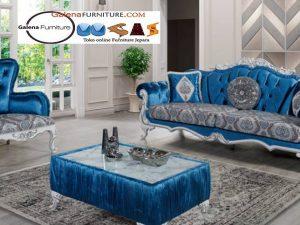 Jual Kursi Sofa Blitar Mewah Ruang Tamu
