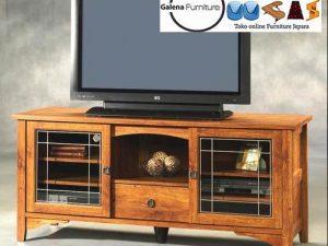 Jual Lemari Tv Jati Banjarmasin Minimalis