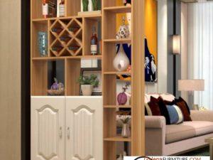 Jual Lemari Sekat Ruangan Depok Desain Minimalis