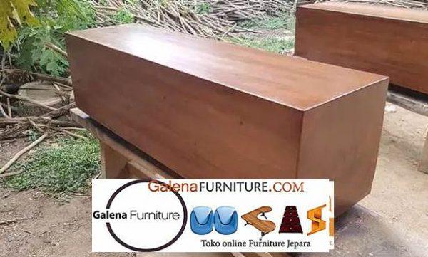 kursi balok kayu trembesi terlaris harga murah