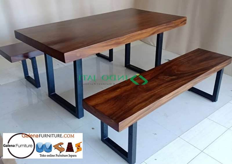 Furniture Kayu Trembesi Solid