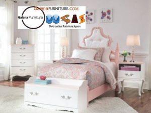 Jual Set Kamar Anak Pekalongan Reningger Pink