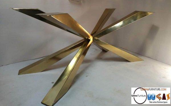 Jual Kaki Meja Stainless Desain Unik