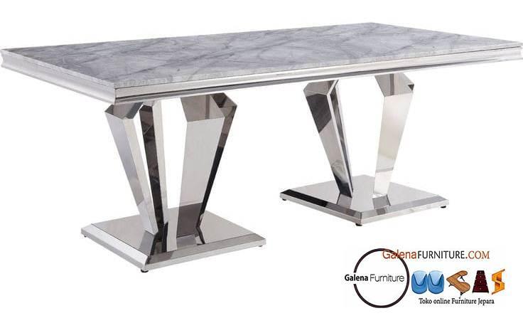 Jasa Pembuatan Custom Kaki Meja Stainless Steel Pengrajin