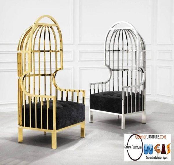 Jual Sofa Kaki Stainless Desain Terbaru Harga Murah