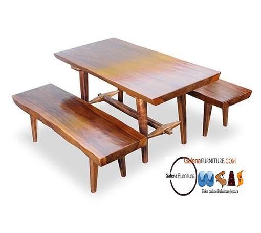 Jual Meja Kayu Sonokeling Desain Minimalis Harga Murah