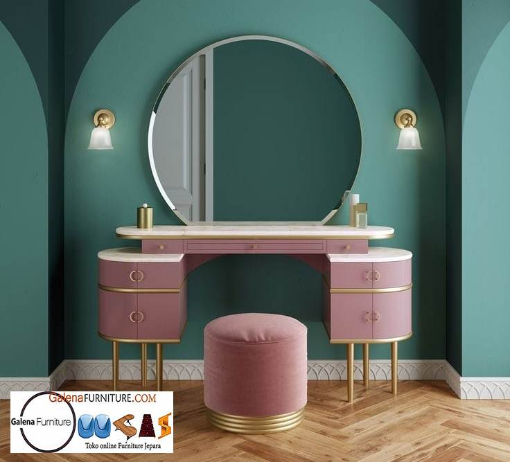 Toko Meja Marmer Dengan Banyak Desain Dari Pabrik