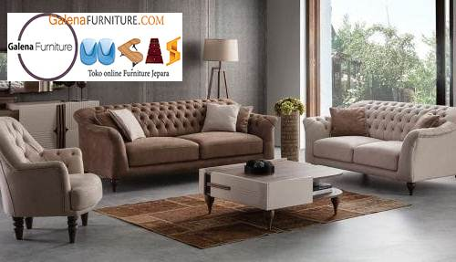 Jual Sofa Klasik Terbaru Desain Mewah