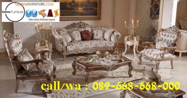 sofa mewah keluarga harga terbaik
